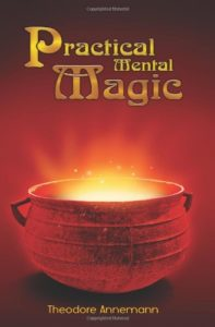 mentalism books - practical mental magic