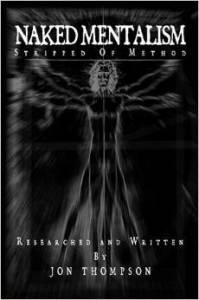mentalism books - naked mentalism